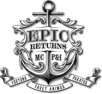 EPIC Returns logo
