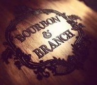 Bourbon & Branch logo