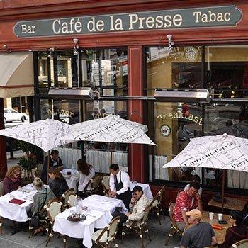 Café de la Presse photo