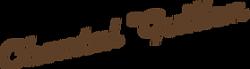 Chantal Guillon Macarons & Teas logo