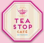 Crown & Crumpet Tea Stop and Cafe logo