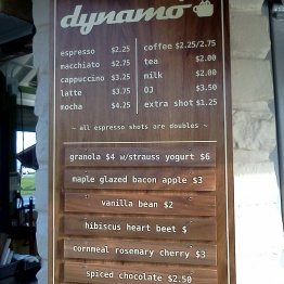 Dynamo Donut & Coffee photo
