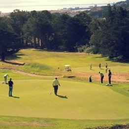 Gleneagles Golf Course at McLaren Park photo