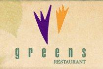Greens Restaurant logo