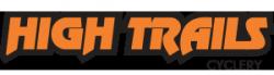 High Trails Cyclery logo