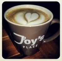 Joy's Place logo