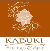 Kabuki Springs & Spa logo