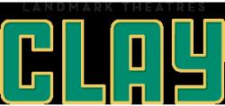 Landmark's Clay Theatre logo