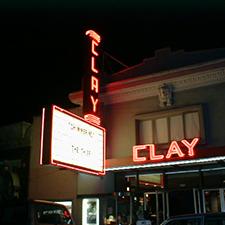 Landmark's Clay Theatre photo