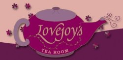 Lovejoy's Tea Room logo