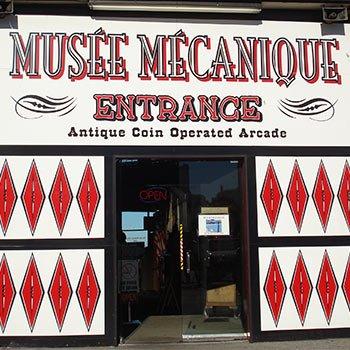Musée Mécanique photo