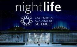 Nightlife at California Academy of Sciences logo