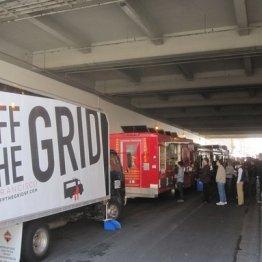 Off The Grid Food Trucks: 5th and Minna photo