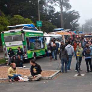 Off The Grid Food Trucks: Haight photo