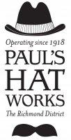 Paul's Hat Works logo