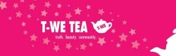 T-WE Tea logo