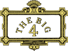 The Big 4 logo