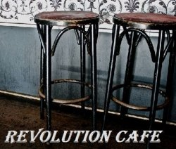 The Revolution Cafe logo