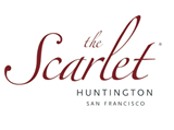The Scarlet Huntington logo