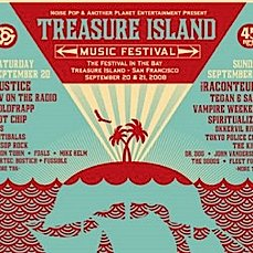 Treasure Island Music Festival photo