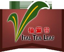 Vital Tea Leaf logo